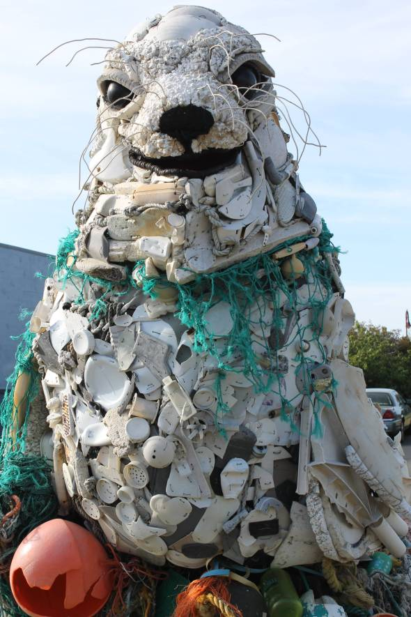 Seal Trash