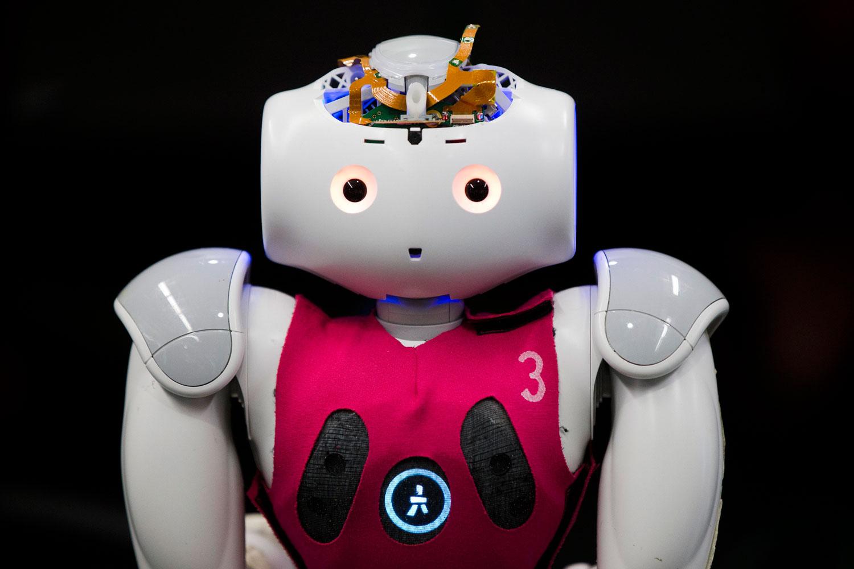 A Revolução Cognitiva com o Robo Nao