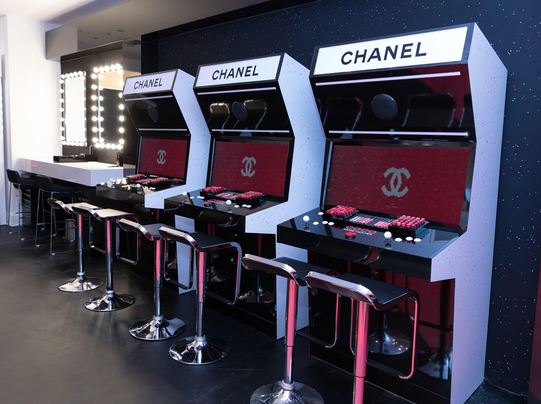Chanel Coco Game Center