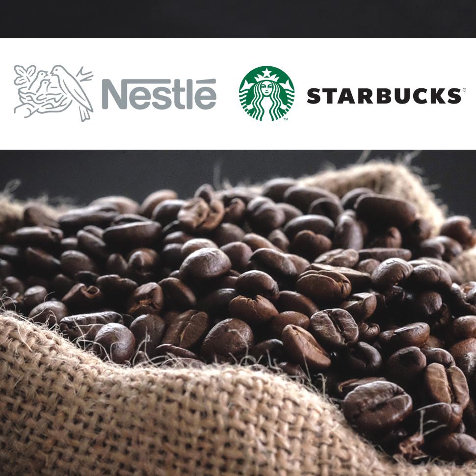 Starbucks, Nestle, FUJI, Xerox na era digital