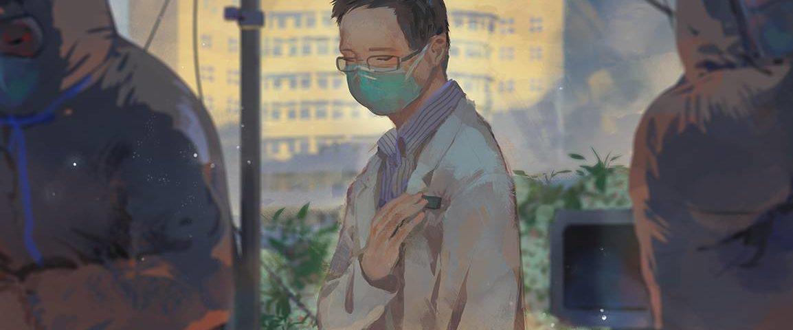 + Em meio à pandemia do coronavírus, a critividade tem feito a diferença para os comerciantes e também na transformação dos relacionamentos. Ilustração Stay Strong Wuhan by Christon Clivef