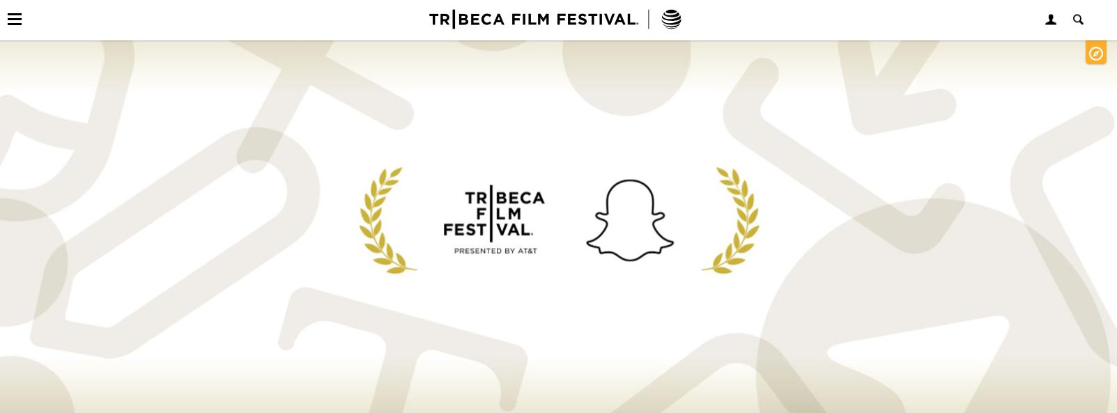 Tribeca Films categoria Snapchat